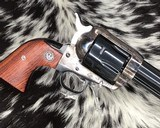 Ruger Vaquero, First Year model, .45 Colt, - 6 of 10