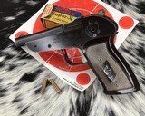 Sheridan Knocabout .22 SLLR Single Shot Pistol - 9 of 9