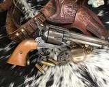 1899 Colt SAA, .45 Colt, Clean