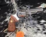1982 Colt Trooper MKIII, Nickel, 4 inch, Boxed - 19 of 21