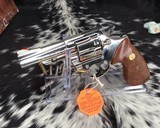 1982 Colt Trooper MKIII, Nickel, 4 inch, Boxed - 16 of 21