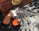 1982 Colt Trooper MKIII, Nickel, 4 inch, Boxed - 12 of 21