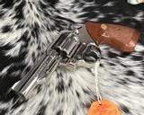 1982 Colt Trooper MKIII, Nickel, 4 inch, Boxed - 3 of 21