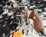 1982 Colt Trooper MKIII, Nickel, 4 inch, Boxed - 20 of 21