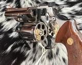 1982 Colt Trooper MKIII, Nickel, 4 inch, Boxed - 15 of 21