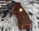 1982 Colt Trooper MKIII, Nickel, 4 inch, Boxed - 11 of 21