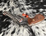 1982 Colt Trooper MKIII, Nickel, 4 inch, Boxed - 4 of 21