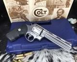 1993 Colt Anaconda ,.45 Colt, Boxed