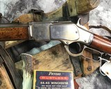 1873 Winchester Special Order with Cody Letter - 17 of 22