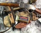 1873 Winchester Special Order with Cody Letter - 21 of 22