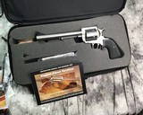 NOS Magnum Research BFR, .50 AE, Cased W/Shipper, Unfired - 9 of 14