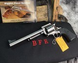 NOS Magnum Research BFR, .50 AE, Cased W/Shipper, Unfired - 10 of 14
