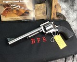NOS Magnum Research BFR, .50 AE, Cased W/Shipper, Unfired - 13 of 14