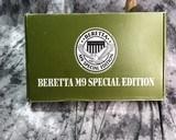 Beretta M9 Special Edition NIB, 9mm, US Marked - 8 of 11