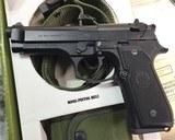 Beretta M9 Special Edition NIB, 9mm, US Marked - 9 of 11