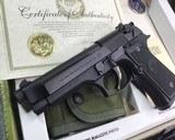 Beretta M9 Special Edition NIB, 9mm, US Marked - 2 of 11