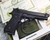 Beretta M9 Special Edition NIB, 9mm, US Marked - 7 of 11