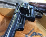Smith and Wesson Pre-27, 8 3/8 inch, 98% High Condition W/Box - 2 of 19