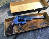 Smith and Wesson Pre-27, 8 3/8 inch, 98% High Condition W/Box - 7 of 19