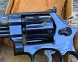 Smith and Wesson Pre-27, 8 3/8 inch, 98% High Condition W/Box - 4 of 19