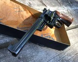 Smith and Wesson Pre-27, 8 3/8 inch, 98% High Condition W/Box - 15 of 19