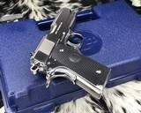 Colt MKIV Officers ACP ,Lew Horton Bright Stainless, .45 Acp, - 19 of 20