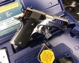 Colt MKIV Officers ACP ,Lew Horton Bright Stainless, .45 Acp, - 12 of 20