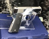 Colt MKIV Officers ACP ,Lew Horton Bright Stainless, .45 Acp, - 9 of 20