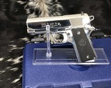 Colt MKIV Officers ACP ,Lew Horton Bright Stainless, .45 Acp, - 16 of 20