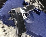 Colt MKIV Officers ACP ,Lew Horton Bright Stainless, .45 Acp, - 20 of 20