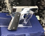 Colt MKIV Officers ACP ,Lew Horton Bright Stainless, .45 Acp, - 14 of 20