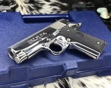 Colt MKIV Officers ACP ,Lew Horton Bright Stainless, .45 Acp, - 5 of 20