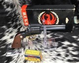 First Issue1969 Ruger BearCat, .22LR With Box - 6 of 14