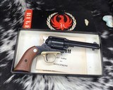 First Issue1969 Ruger BearCat, .22LR With Box - 10 of 14
