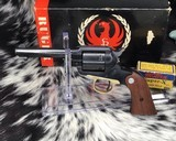 First Issue1969 Ruger BearCat, .22LR With Box - 4 of 14