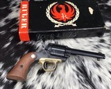 First Issue1969 Ruger BearCat, .22LR With Box - 9 of 14