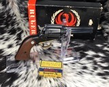 First Issue1969 Ruger BearCat, .22LR With Box - 14 of 14