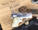 1966 Baby Browning, Lightweight, .25 acp - 1 of 12
