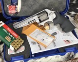 Smith and Wesson 686 Pro Series, 9mm revolver, Boxed - 1 of 16