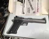AMT AutoMag II, .22Magnum Pistol, boxed - 2 of 15