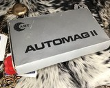 AMT AutoMag II, .22Magnum Pistol, boxed - 9 of 15
