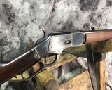1873 Winchester Antique, .32 WCF. - 16 of 21