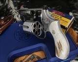Smith and Wesson 686-1 , 2.5 Inch L-Frame .357 Mag, W/Stags - 2 of 14