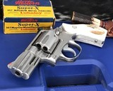 Smith and Wesson 686-1 , 2.5 Inch L-Frame .357 Mag, W/Stags - 1 of 14