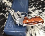 Smith and Wesson 66-2 Combat Magnum, 4 inch - 3 of 16