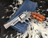Smith and Wesson 66-2 Combat Magnum, 4 inch - 2 of 16