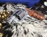 Smith & Wesson S&W Model 625-10 Performance Center Lew Horton 2 Inch Airweight 45 ACP Double Action Revolver - 7 of 9