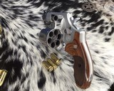 Smith & Wesson S&W Model 625-10 Performance Center Lew Horton 2 Inch Airweight 45 ACP Double Action Revolver - 3 of 9