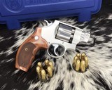 Smith & Wesson S&W Model 625-10 Performance Center Lew Horton 2 Inch Airweight 45 ACP Double Action Revolver - 2 of 9