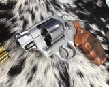Smith & Wesson S&W Model 625-10 Performance Center Lew Horton 2 Inch Airweight 45 ACP Double Action Revolver - 9 of 9